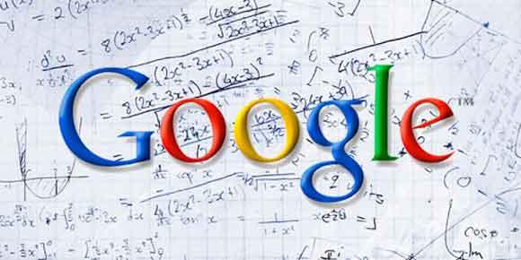 illustration algorithme google
